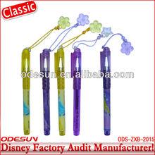 Disney factory audit manufacturer's pastel gel ink pen 143144