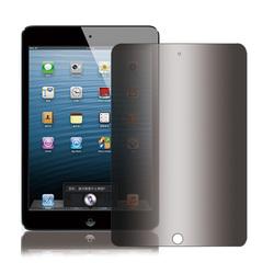 9H tablet Anti-fingerprint privacy screen protector for ipad mini