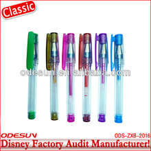 Disney factory audit manufacturer's mini gel ink pen 143139