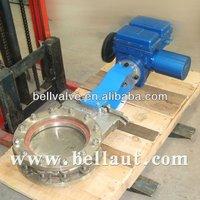 DIN automatic gate valve Specification