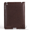 Durable leather case for air i pad, for flip cover ipad air