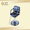 estable silla de barbero hidráulica para el salón