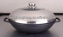 diamond wok pan
