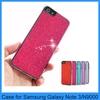For iphone 5 bling case Bling Glitter Diamond Chrome Hard Case For iPhone 5 5s(PT-I5247)