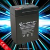 security alarm battery 6v 4.5ah lead acid agm battery