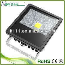 30W zipped-fins technology projector 3000 lumen led