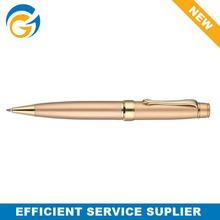 2014 Golden Metal Cap Ball Pen