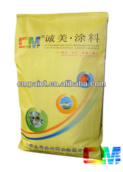 As-cast finish concrete coating treating agent