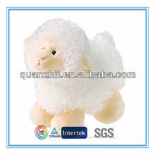 Cute mini stuffed toy lamb