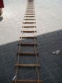 escada de corda para vendas
