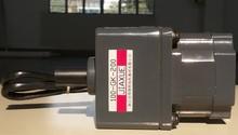 DC 220V motor 120W Ratio 1:3-1:3000 brushless 220v bldc motor