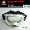 Fashion design anti slip strap motorcycle glasses tear-off mx goggles