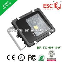 Good quality 10W IP65 competitive price outdoor led flood lights,super long lifespan led flood lighting