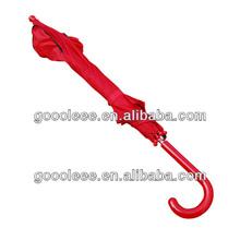 red plain fox shape umbrella for innovative toys for children
