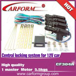 High quality car central lock system CF304