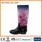 Natural 2015 NEW cheap black rain boots transparent rain boots jelly color rubber women clear rain boots