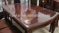 Transparente de pvc flexível toalha de mesa fabricante