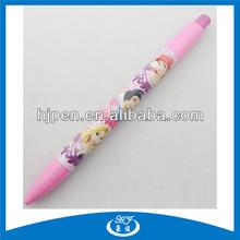 Writing Fluently Plastic Pen,Unique Plastic Jumbo Pen,Ballpoint Pen without Clip