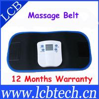 Electric Fat burning vibratone slimming belt vibration belt massager belt lose weight women hot sex images as seen on TV