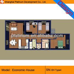 Light Steel Prefabricated Economic House