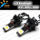 2014 New Upgrade Super bright 50W 3600 Lumen LED Headlight 9005, 9006, H10 Xenon HID LED car headlight kit C REE