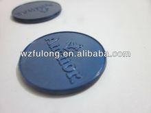 custom plastic novelty coin