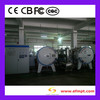 Double chamber furnace,OEM horizontal electric furnace