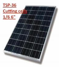 Mini Poly solar panel 21w 18v
