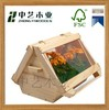 Hot Selling wooden toy house