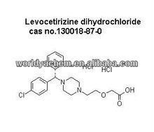 Levocetirizine dihydrochloride cas no.130018-87-0