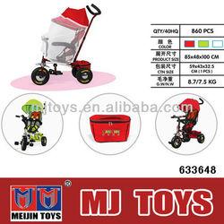 baby walker tricycle kids metal tricycle