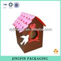 panneaux rigides pour animaux de compagnie boîte en forme de maison