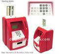 Ch-0443 2014 rosa digitale atm banca/moneta banca/