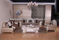 Arab style leather sofa / Arab sofa / Dubai furniture sofa K336