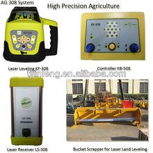 High Precision Agriculture AG 308 System Laser Land Leveling