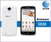4.7'' touch screen quad core mobile phone lenovo s820 russian