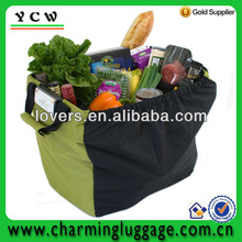 large vegetable shopping trolley bag