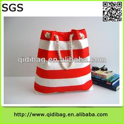 Promotional designer cotton canvas tote bag