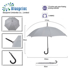 special color change magic umbrellas for rain and windproof