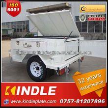 Kindle custom australian hard floor roof top camper trailer