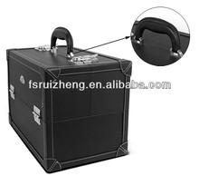 Trolley case ALUMINUM MAKEUP CASE COSMETIC TRAIN BOX RZ-LCO123-3