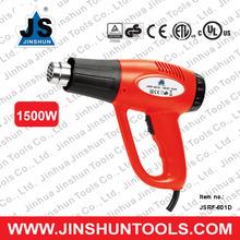 JS 2014 Professional hot air heat gun with the plastic bag JS-601D