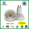 Led gu 10 led 220v 5W 440-500LM spotlight lamp led light china direct supply