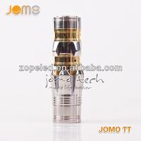 JOMO 2014 Popular mechanical mods vape telescopic battery tube mod