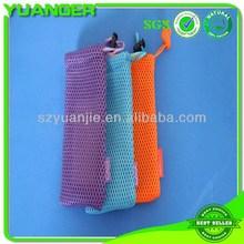 High quality branded mesh cute bag for judo equipment