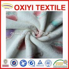 blanket airplane coral fleece fabric