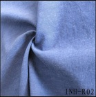 2014 fashion wholesale 60%cotton 40%rayon plain dyed cotton blend fabric