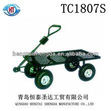 flatbed garden cart wagon tc1807S