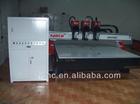 used desktop cnc engraving machines/wood engraver/plastic sign engraving machine FC-2040MD