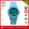 R0538 new style kid silicone watch change color watch